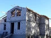 Стоительство домов из блоков под ключ в Слуцке и р-не
