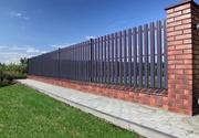 Строительство и установка забора,  ворот :в Слуцке и р-не